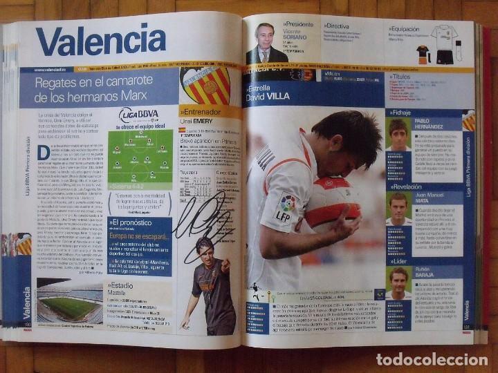 Coleccionismo deportivo: Guía Marca Liga 2008-2009. 355 autógrafos, autographs, firmas originales equipos 1ª división fútbol - Foto 48 - 288057778