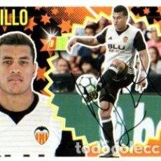 Coleccionismo deportivo: CROMO FIRMADO - AUTOGRAFO FUTBOL - MURILLO - VALENCIA. Lote 288144128