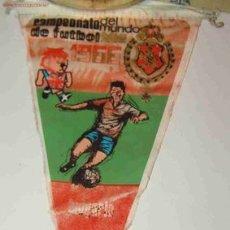Coleccionismo deportivo: BANDERÍN CAMPEONATO DEL MUNDO DE FUTBOL, 1966. Lote 1868767