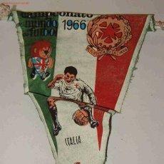 Coleccionismo deportivo: BANDERÍN CAMPEONATO DEL MUNDO DE FUTBOL, 1966. Lote 2764513