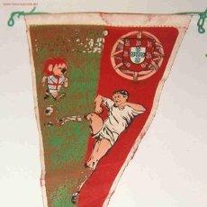 Coleccionismo deportivo: BANDERÍN CAMPEONATO DEL MUNDO DE FUTBOL, 1966. Lote 3062627