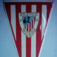 Coleccionismo deportivo: BANDERIN DE ATLETICO BILBAO 28 CM.. Lote 26753163
