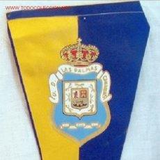 Coleccionismo deportivo: BANDERIN U.D. LAS PALMAS-CANARIAS. Lote 1653083