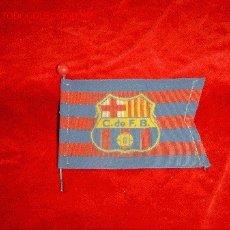 Coleccionismo deportivo: BANDERIN DEL C DE F.BARCELONA . Lote 17943305