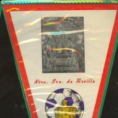 Coleccionismo deportivo: BANDERIN DEL CLUB DEPORTIVO BALTANAS. Lote 10303133