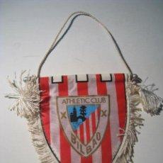 Coleccionismo deportivo: BANDERIN CLUB FUTBOL ATLETICO DE BILBAO. Lote 14088653