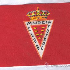 Coleccionismo deportivo: 10 BANDERITA DE 10 X 15 MURCIA CLUB FUTBOL. Lote 188530286