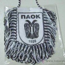 Coleccionismo deportivo: BANDERÍN PAOK TESALÓNICA - GRECIA. Lote 14409255