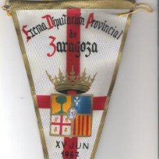 Coleccionismo deportivo: BANDERIN XV J. UNIVERSITARIOS AÑO 1967. Lote 14453522