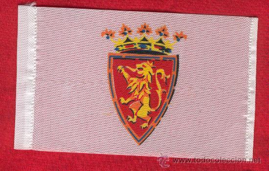 10 BANDERITAS DE 10 X 15 REAL ZARAGOZA (Coleccionismo Deportivo - Banderas y Banderines de Fútbol)