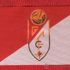 Coleccionismo deportivo: 10 BANDERITAS DE 10 X 15 GRANADA FUTLBOL CLUB. Lote 67237193