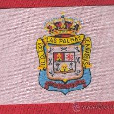 Coleccionismo deportivo: 10 BANDERITAS DE 10 X 15 U. D. TVA. LAS PALMAS CANARIAS. Lote 47831015