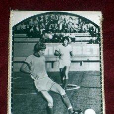 Coleccionismo deportivo: BANDERIN DE FUTBOL // SERGEI BALTACHA // JUGADOR DINAMO KIEV / URSS. Lote 17045069