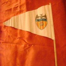 Coleccionismo deportivo: BANDERIN DEL VALENCIA. Lote 17345684