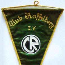 Coleccionismo deportivo: BN0150.- CLUB RAFFELBERG E.V. DUISBURG-ALEMANIA. Lote 26420576