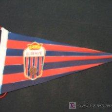 Coleccionismo deportivo: BANDERIN DE TELA - ELDENSE - . Lote 18188254