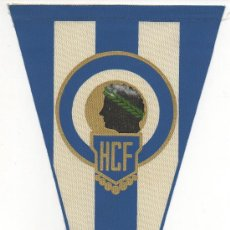 Coleccionismo deportivo: BANDERIN DE FUTBOL HCF HERCULES ALICANTE. Lote 18841331