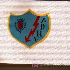 Coleccionismo deportivo: BANDERIN DE FUTBOL PARA BICICLETA DEL RAYO VALLECANO. Lote 19213255