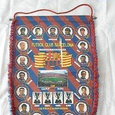Collezionismo sportivo: BANDERIN FUTBOL CLUB BARCELONA AÑO 94. Lote 24726242
