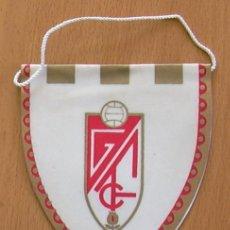 Collezionismo sportivo: GRANADA - BANDERIN DE LOS AÑOS 60. Lote 26677875