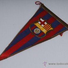 Coleccionismo deportivo: BANDERIN C.F.B. - CLUB FUTBOL BARCELONA. Lote 25370690