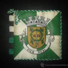 Coleccionismo deportivo: BANDERIN DE VILA REAL (PORTUGAL). Lote 29580517