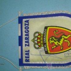 Coleccionismo deportivo: BANDERIN REAL ZARAGOZA FIRMADO POR LAFITA. 2009-2010. . Lote 30093074