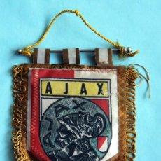 Coleccionismo deportivo: BANDERÍN AJAX F.C.. Lote 30339816