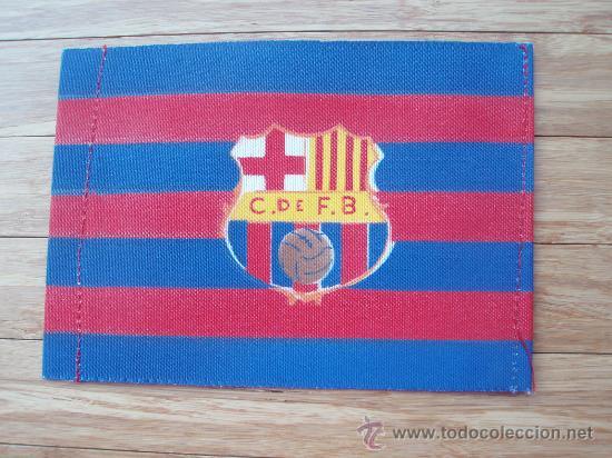ANTIGUO BANDERIN DEL F.C.BARCELONA (Coleccionismo Deportivo - Banderas y Banderines de Fútbol)