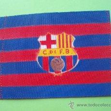 Coleccionismo deportivo: ANTIGUO BANDERIN DEL F.C.BARCELONA PERFECTAMENTE CONSERVADO. Lote 30460597