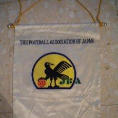 Coleccionismo deportivo: BANDERIN DE LA ASOCIACION DE JAPON DE FUTBOL 1993.. Lote 41032403