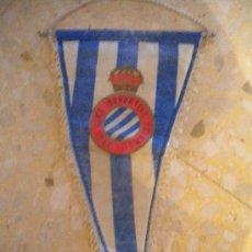 Coleccionismo deportivo: BANDERIN DEL REAL CLUB DEPORTIVO ESPAÑOL.. Lote 30679492