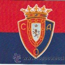 Coleccionismo deportivo: BANDERÍN DE SOBREMESA DEL CLUB ATLÉTICO OSASUNA.. Lote 31554541