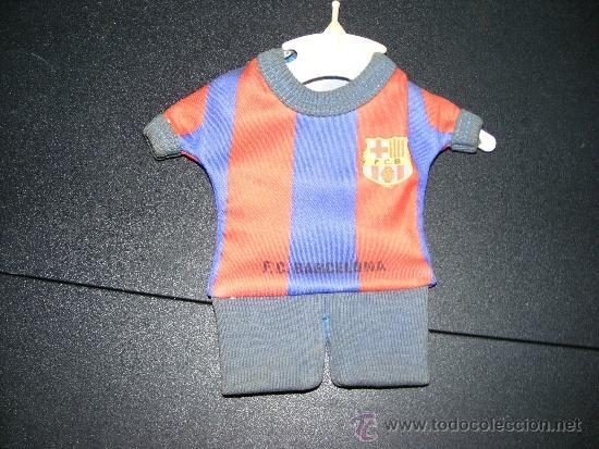 ¡¡ ANTIGUO BANDERIN EQUIPACION AÑOS 70 DEL F.C BARCELONA !! (Coleccionismo Deportivo - Banderas y Banderines de Fútbol)