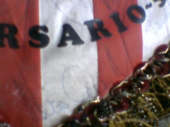 Coleccionismo deportivo: Banderin firmado futbol 1983 84 peña atletica carabanchel autografos plantilla At Madrid atletico - Foto 7 - 36502545