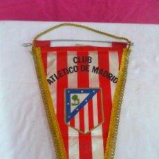 Coleccionismo deportivo: BANDERIN FUTBOL CLUB ATLETICO DE MADRID. Lote 36553618