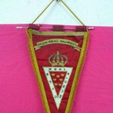 Coleccionismo deportivo: . BANDERIN FUTBOL CLUB REAL MURCIA. Lote 36553901
