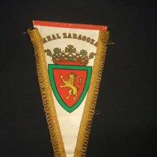 Coleccionismo deportivo: BANDERIN - REAL ZARAGOZA - . Lote 36677265