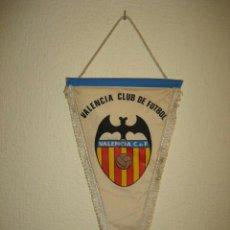 Coleccionismo deportivo: BANDERIN VALENCIA CLUB DE FUTBOL.. Lote 36895131