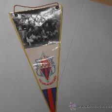 Coleccionismo deportivo: ANTIGUO BANDERIN DEL F.C.BARCELONA. Lote 38450299