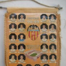 Coleccionismo deportivo: VALENCIA CLUB DE FUTBOL, TEMPORADA 1998 - 99. ESTADIO DE MESTALLA. Lote 38687345
