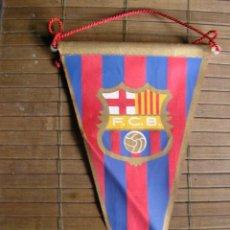 Coleccionismo deportivo: BANDERIN ANTIGUO AÑOS 60 BARÇA. Lote 41353968