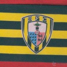 Coleccionismo deportivo: 10 BANDERITA DEL BARACALDO FUTBOL CLUB DE 15X10. Lote 175949700