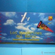 Coleccionismo deportivo: LOS BANDERINES DEL BARÇA 98 / 99 1998 - 1999 (24 BANDERINES). Lote 41624711