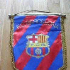Coleccionismo deportivo: BANDERIN FC BARCELONA,. Lote 42628962