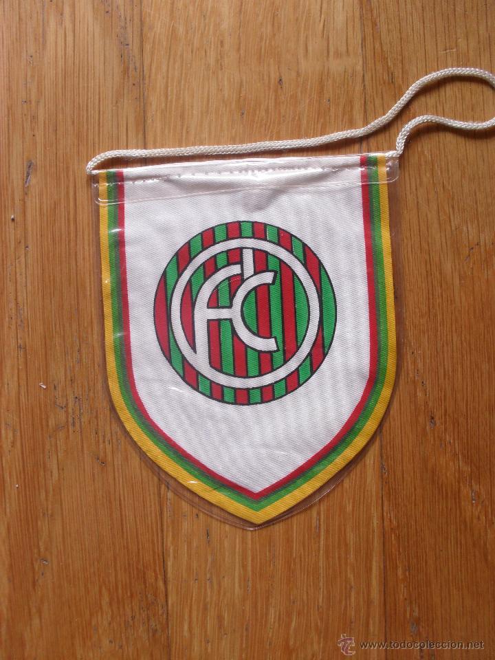 PEQUEÑO BANDERIN FC, ONEX, AÑOS 70 . 80 (Coleccionismo Deportivo - Banderas y Banderines de Fútbol)