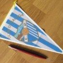 Coleccionismo deportivo: BANDERIN DEL CLUB DEPORTIVO DE MALAGA DE LOS AÑOS 70. Lote 42688637