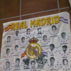 Sammelleidenschaft Sport - MINI BANDERA REAL MADRID CAMPEON LIGA 96-97. 56 x 54 CM - 42838325