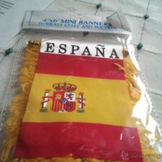 Coleccionismo deportivo: BANDERIN ESPAÑA. Lote 44491757