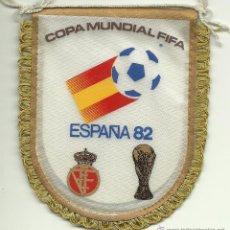 Collezionismo sportivo: BANDERIN MUNDIAL 82 ESPAÑA. Lote 65797851